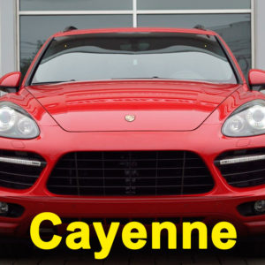 Porsche Cayenne 955 957 958