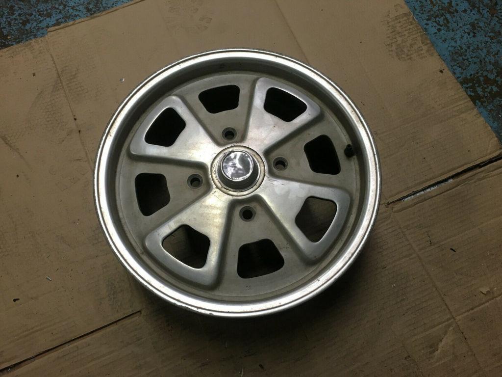 Porsche 914 Fuchs Alloy Wheel 5 5jx15 91436101101 Location 67 Luxury Car Spares