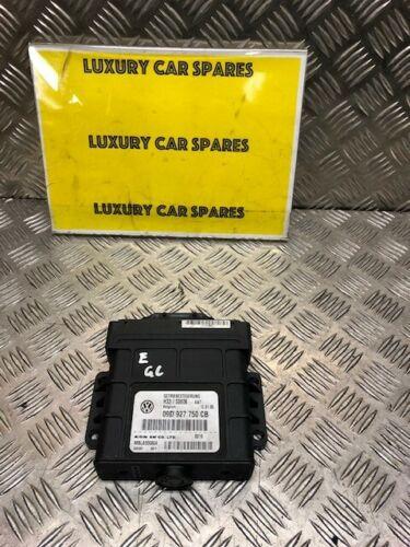 Porsche Cayenne Automatic Transmission / Gearbox ECU 09D927750CB