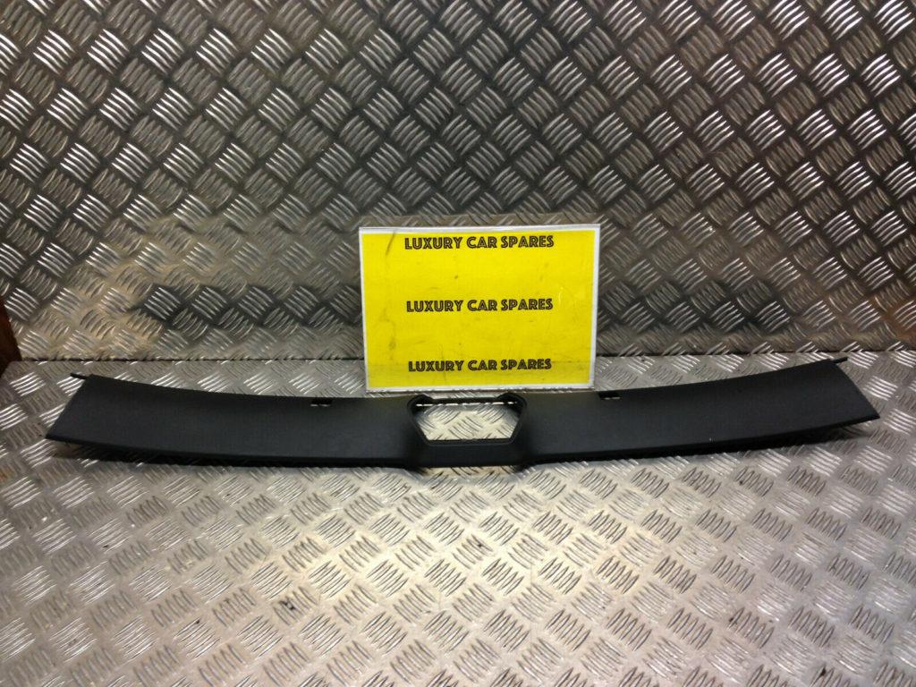 Porsche Boxster 986 Interior Upper Windscreen Trim 986555059
